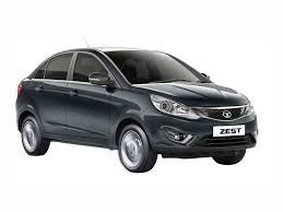 Tata Zest Test Drive in New Delhi